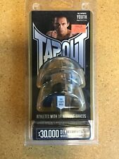 Tapout Mouthguard Youth Ages 5-11yrs Black/Gold