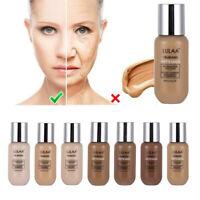 Long Lasting Foundation Full Cover Waterproof Professional Matte Base Makeup