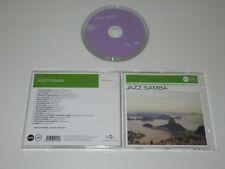 VARIOUS/JAZZ SAMBA(UNIVERSAL/VERVE 7 5301170) CD ÁLBUM