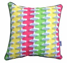 SALE  Retro Atomic Gelati Striped Outdoor Scatter Cushion COVER