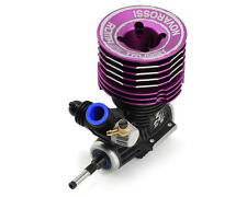 NVRROMA25-PRE Novarossi ROMA Certified Pre-Run .25 Truggy Engine (Turbo) (Steel)