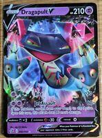 Dragapult V 092/192 Rebel Clash Pokemon Card Ultra Rare NM