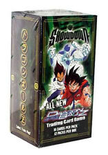 Dragon Ball Z Trading Card Game TCG Showdown SEALED BOOSTER BOX 12 SEALED PACKS
