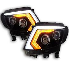 2011 12 13 14 Ford Raptor Ranger T6 Projector Wildtrak Head Light Lamp Ute