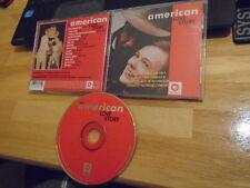 RARE PROMO An American Love Story CD tv PBS soundtrack TEMPTATIONS Otis Redding