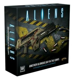 PREORDER MAR/21: Gale Force 9 Aliens: Another Glorious Day In The Corps