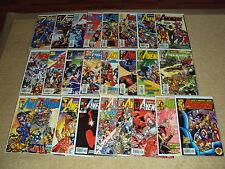 THE AVENGERS VOLUME 3 #1-24, WIZARD #0, MARVEL COMICS, FIRST PRINT, NEAR MINT