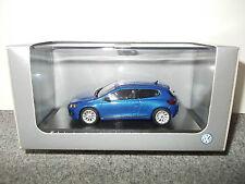 VW Scirocco 3, Norev, blau, 1:43, Volkswagen, Modellauto