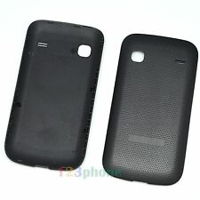 NEW HOUSING BATTERY COVER BACK DOOR FOR SAMSUNG GALAXY GIO S5660 BLACK