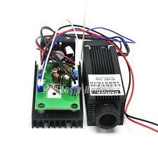 Adjusted 808nm 2400mw 2.4w 12V IR Infrared Laser Dot Diode Module w/ TTL Driver