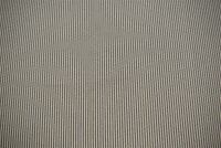 "Upholstery Drapery Cotton Ticking Blue Large Pinstripe Fabric 55""W Decorative"