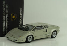 1988 Lamborghini Countach lp500 25th Anniversary Last produced 1:18 AUTOart