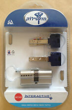 Mul T Lock INTERACTIVE Cylinder 66mm Euro Door Lock Key on both sides Locksmith