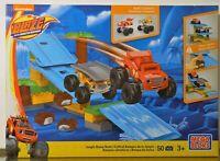 #3 DPH78 Blaze Monstruo Machines-Jungle Rampa Rush-Mega Bloks Embalaje Original
