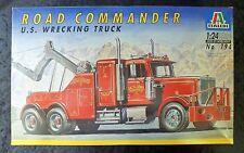 Italeri 794 Roadrunner US Wrecking Model Truck Kit 1/24 Scale