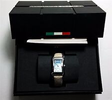 Officina Del Tempo Watch New with tag Stingray Leather Made in ITALY Authentic