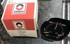 1985-91 CHEVY G10 VAN DASH GAUGE TEMP VOLTAGE OIL 16153665 NEW DELCO OLD STOCK