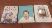 Jamie Oliver 3 Vol Set Everyday Super Food Jamie at Home Return of Naked Chef