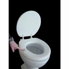 ADOB soft toilet seat padded white-43002
