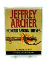 BRAND NEW - Audio Book - Jeffrey Archer HONOUR AMONG THIEVES read by Martin Shaw