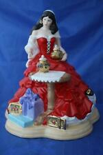 More details for royal worcester - very rare gypsy bride at appleby fair figurine