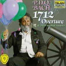 1712 Overture and Other Musical Assaults Cd New