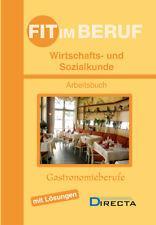 Fit im Beruf WISO für Gastronomieberufe Directa NEU