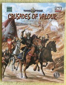 d20 Traveller's Tales: Crusades Of Valour When Gods Collide D&D MGP 3005