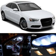 17x Error Free White Interior LED Lights Package Kit for 08-17 Audi A5 S5 B8 MP