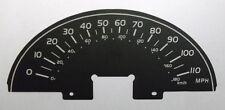 Lockwood Toyota estima & previa GTM a C912 Kit de conversión de marcado mph