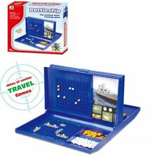 Classic Board Games for Kids Battle Ship Toy Battleships Grid 2 Player Board