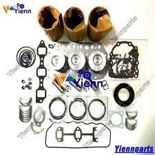 3TN75 3TN75E 3TN75U Overhaul Rebuild kit For Yanmar engine F17 FX17 FX16 tractor