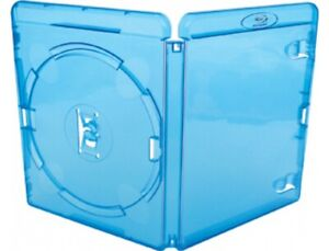 Amaray Bluray Blueray Single 14mm Disc Case CP880 Genuine.