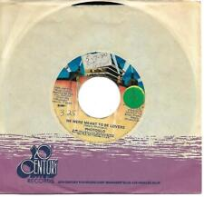 PHOTOGLO - We Were Meant to Be Lovers / Beg, Borrow or Steal (45 RPM, 1980) VG+