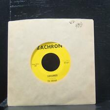 "Syl Johnson - Straight Love No Chaser / Surrounded 7"" VG+ ZAC600 Vinyl 45 1966"