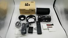 Video Camera Ultra HD 4K 48MP -WiFi ,Camcorder Camera with Microphone & Remote