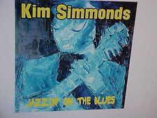 SIMMONDS,KIM-JAZZIN` ON THE BLUES  CD NEW