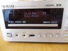 Teac DR 300DAB DVD Receiver Amplifier. DAB/FM/DVD