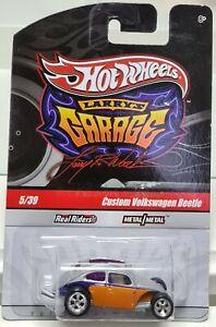 Hot Wheels 2009 - Larry's Garage 05/39 - Custom Volkswagen Beetle