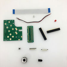 For Game Boy Zero DMG-01 Buttons PCB Board&Switch&Connector Kit For Raspberry Pi
