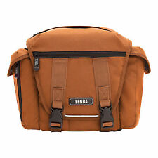 NEW Tenba Messenger Canon/Nikon Camera Bag, Small – Burnt Orange (638-354)