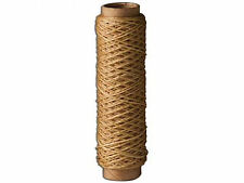 Waxed Thread 138 Fine 25 Yards (22.9 m) Natural 1206-04 by Tandy Leather