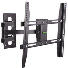 Heavy Duty Swivel & Tilt TV Wall Mount Bracket Universal Fit 32 42 46 48 50 Inch