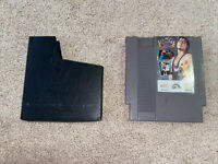 WWF King of the Ring (Nintendo) WWE wrestlemania 1993 wrestling NES video game