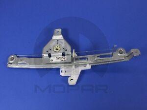 Window Regulator Rear Left Mopar 68002889AA