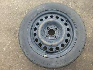 VAUXHALL CORSA 2000-2006 WHEEL AND TYRE 165/65R14