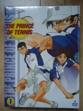 // NEUF Coffret The prince of tennis, vol. 7 MABELL DVD Manga Japanimation