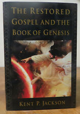 Modern Revelation and Book of Genesis by Kent Jackson (2001, Hardcover)