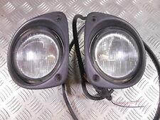 Renault Clio 2 Nebelscheinwerfer L+R Komplett mit Halter, Leuchtm. Kabel 51838