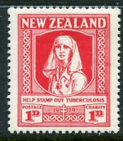 NEW ZEALAND....  1929 Health  1d nurse  mnh